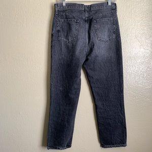Zara Jeans - Zara High Waist Cigarette Ankle Jeans Size 8